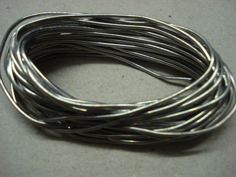 2.0mm Flux Cored Solder 60% Lead 40% Tin 5m Length
