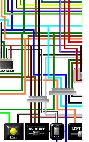 Honda_CBR900_Fireblade_colour_wiring_loom_diagram_m 1996 cbr900rr wiring diagram 1996 wiring diagrams instruction 3-Way Switch Wiring Diagram for Switch To at bakdesigns.co