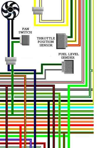 xl600 transalp colour wiring diagrams. Black Bedroom Furniture Sets. Home Design Ideas