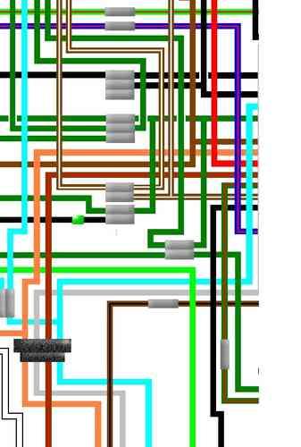 Honda Zb50 Usa Frame Schematic Partsfiche