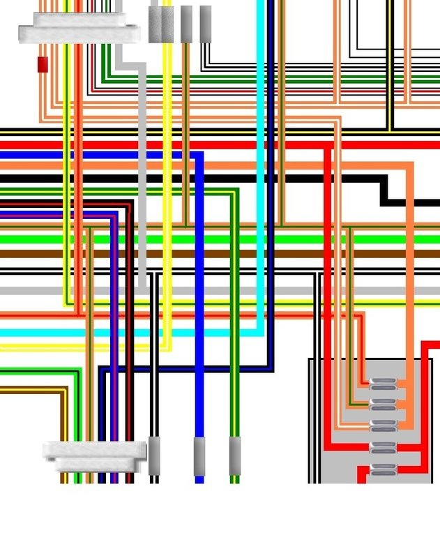 Suzuki_GSX750_colour_wiring_loom_diagram 100 [ suzuki wiring diagram ] suzuki bandit 1200 wiring diagram gs550 wiring diagram at fashall.co