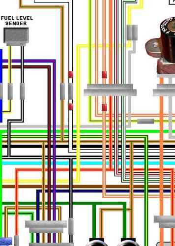 Suzuki Gs Colour Wiring Loom Diagram M on 1980 Suzuki Gs850 Wiring Diagram