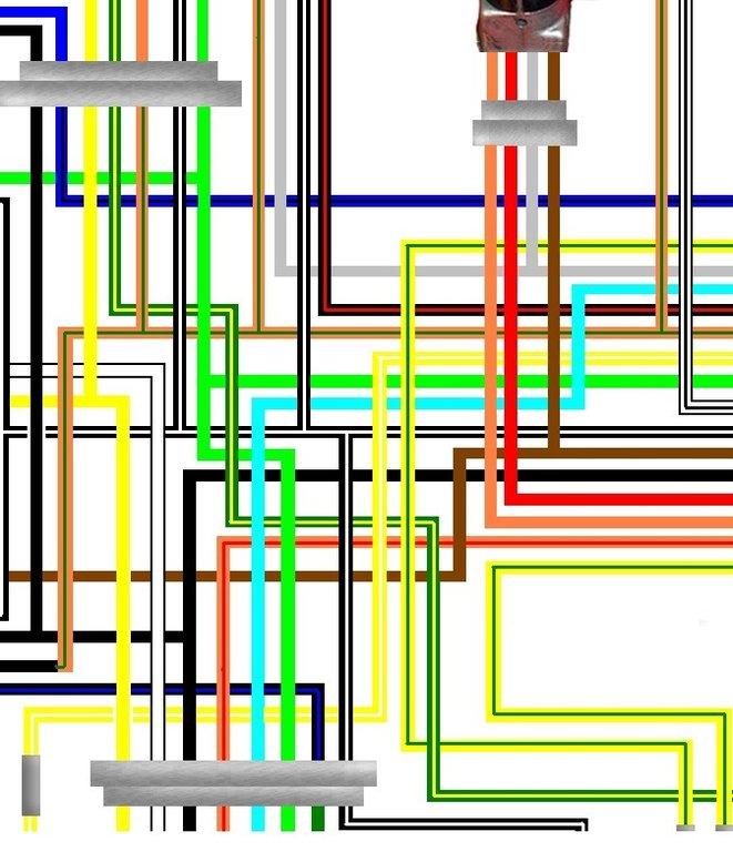 Wiring For 92 Suzuki Gsxr Wiring Diagram
