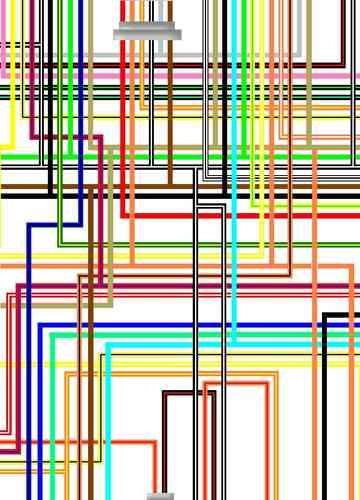 2002 hayabusa wiring diagram suzuki gsx1300r hayabusa large colour easy to read wiring ... #10