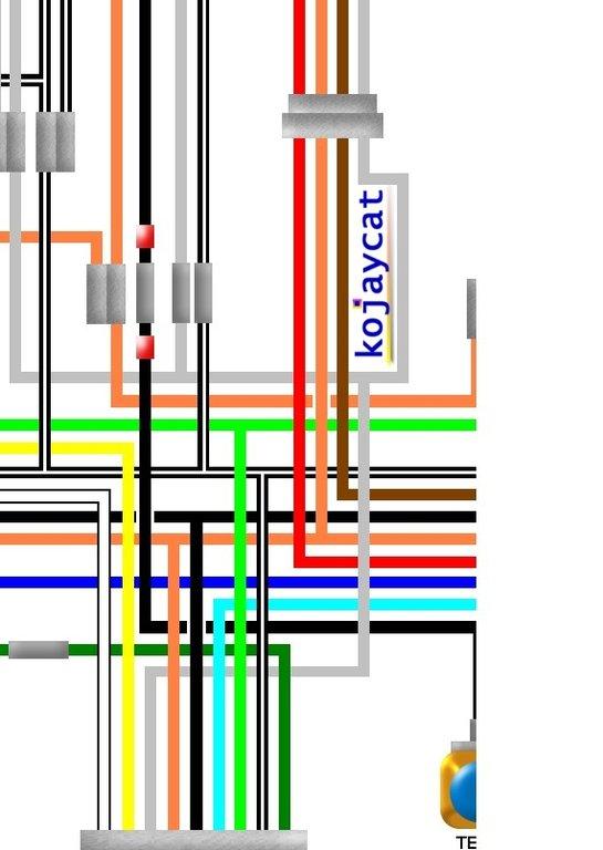 suzuki gt750 wiring diagram