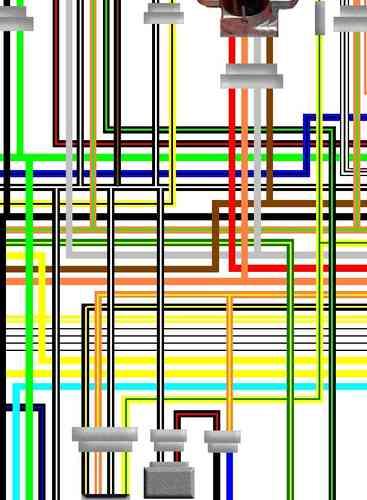 Wiring Diagram Suzuki Bandit 600 International Electrical