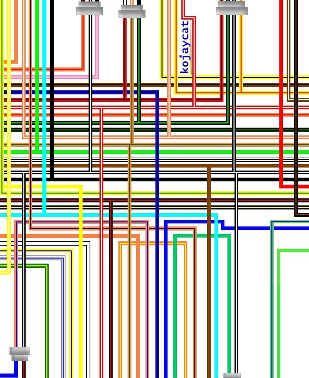 Suzuki_SV1000_colour_wiring_loom_diagram suzuki sv1000 k5 k6 usa spec colour wiring loom circuit diagram suzuki ts185er wiring diagram at gsmx.co