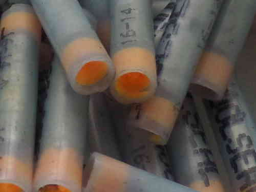 Cool Seal Blue Wiring Terminal 10 Pack