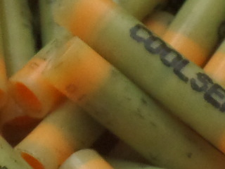Cool Seal Yellow Wiring Terminal 10 Pack