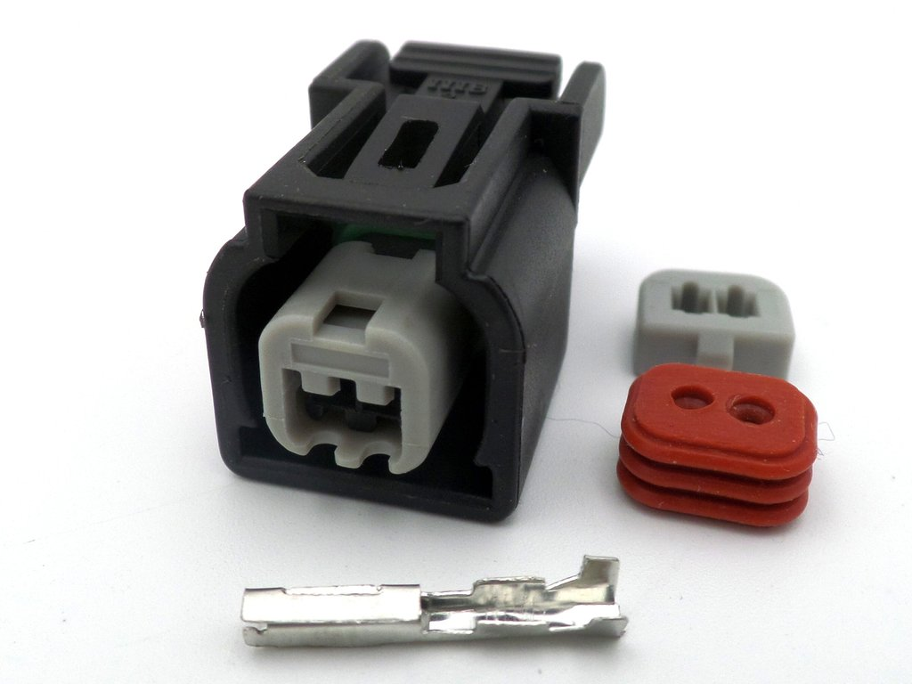 Admirable 2 Way Ktm Hayabusa Fuel Injector Connector Plug 2008 Onwards Wiring Cloud Philuggs Outletorg