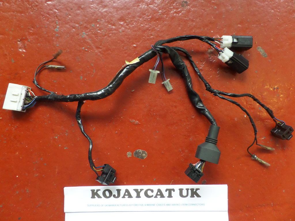 Enjoyable Yamaha R1 4Xv Headlight Speedo Wiring Loom Harness 4Xv 84359 00 Wiring Database Gramgelartorg