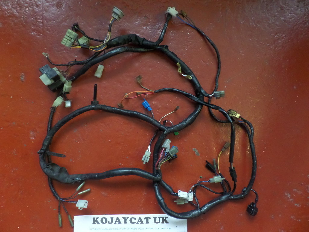 Fantastic Used Yamaha R1 4Xv Main Harness Wiring Loom Harness 4Xv 82590 00 Wiring Digital Resources Nekoutcompassionincorg