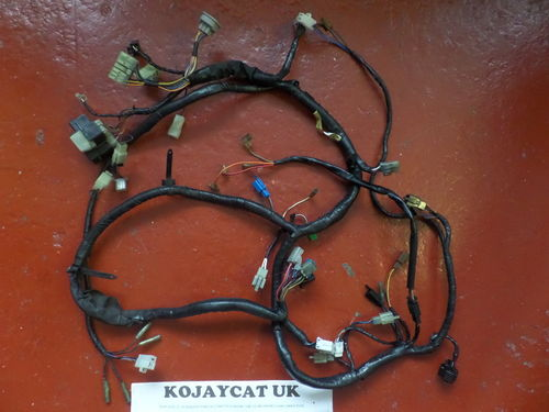 USED Yamaha R1 4XV Main Harness Wiring Loom 4XV-82590-00 £64.95