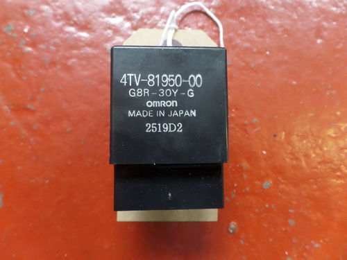 USED Yamaha R1 4XV Fuel Pump Relay 1998-99 Omron 4TV-81950-00 £19.95