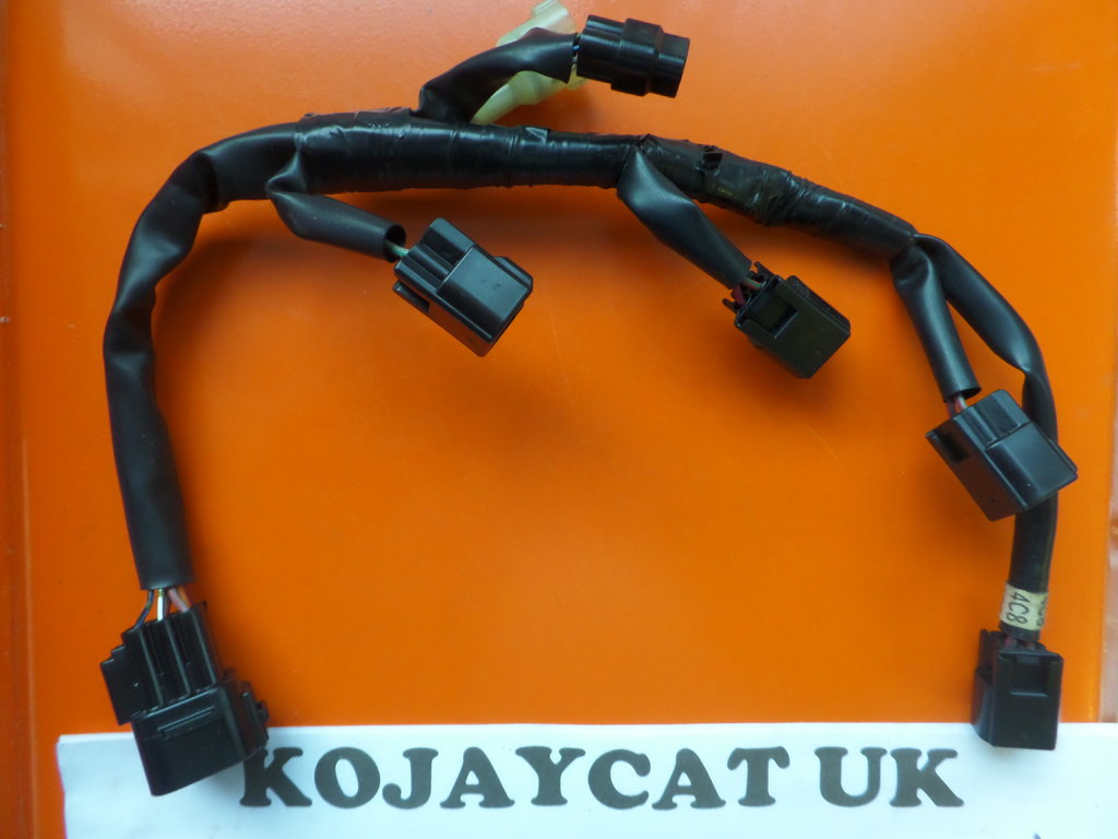 USED Yamaha R1 4C8 Ignition Coil Harness Wiring Loom 4C8-82309-00