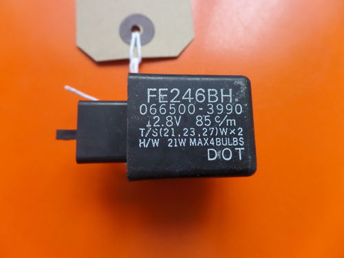 USED Yamaha R1 4XV, R6 Indicator Relay 4MY-83350-01 FE246BH