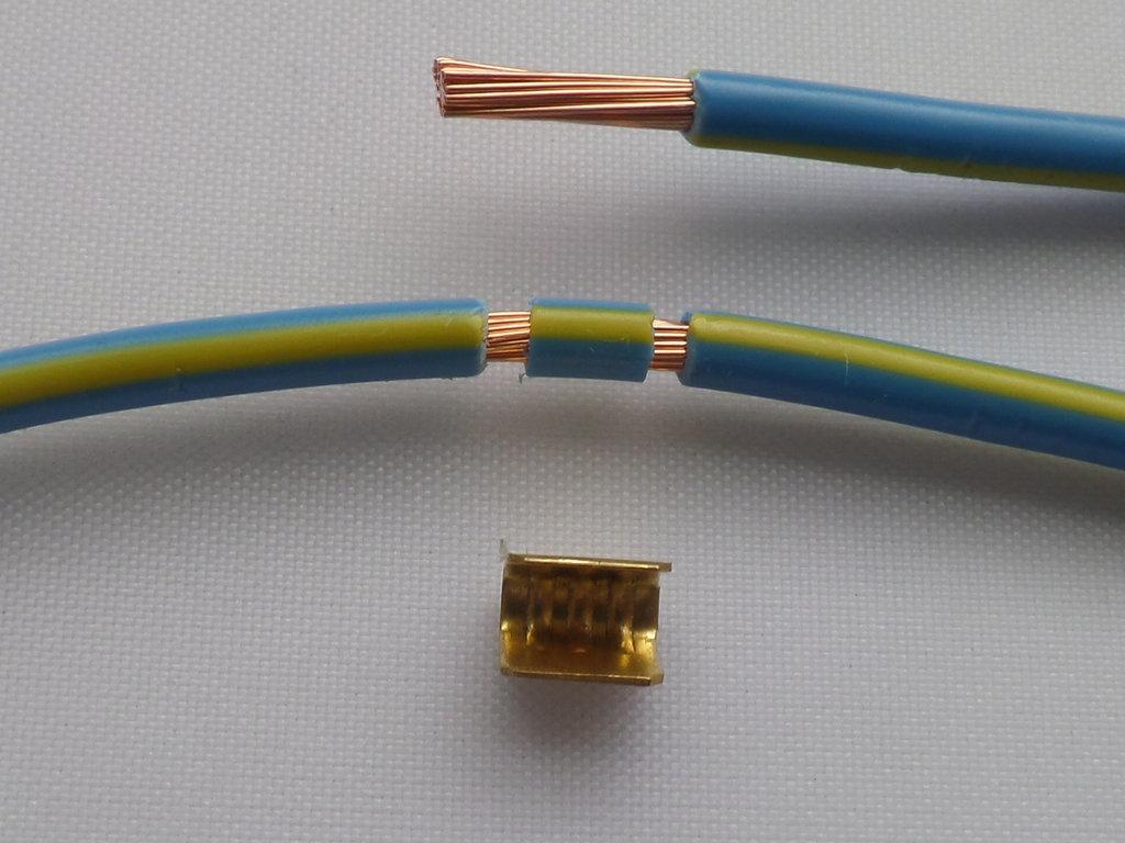 Ziemlich Crimpwerkzeug Für Elektrische Kabel Ideen - Elektrische ...