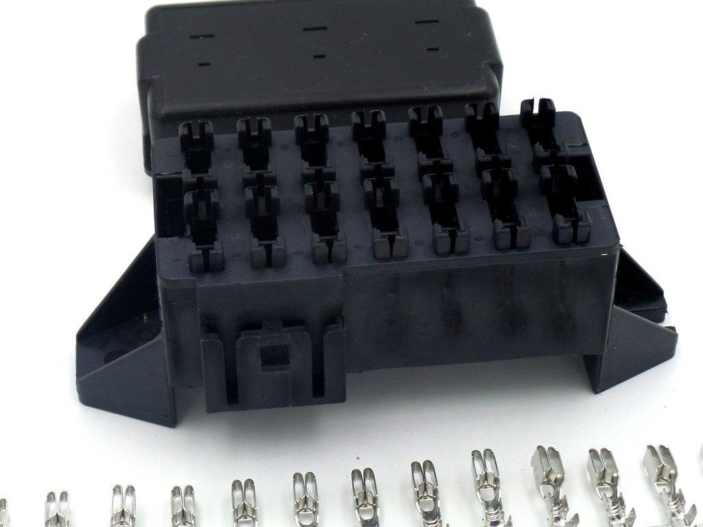 automotive low voltage 60v fuse boxes for vehicles and boats. Black Bedroom Furniture Sets. Home Design Ideas