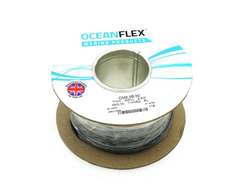 CM2.5mm² 35/0.30 29 Amp 12 AWG Tinned Marine Grade Cable