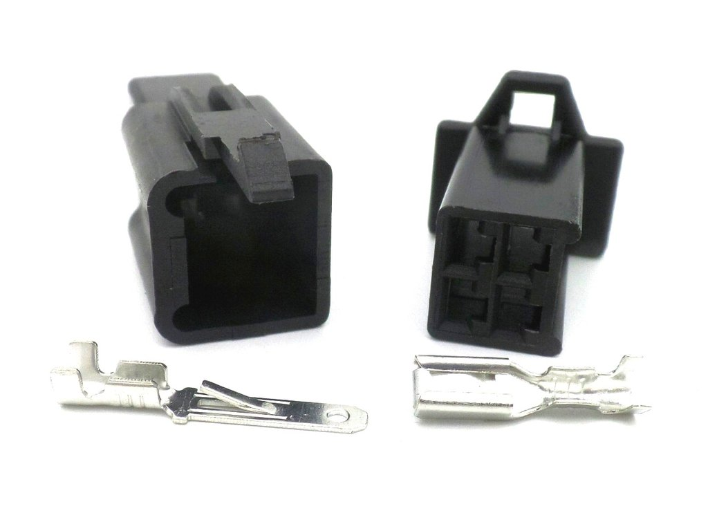 Rg250 Gamma Electrical Wiring Loom Connector And Harness Plug Tool 28mm 4 Way Black Mtw Motorcycle