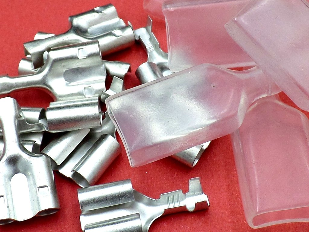 10 Pack Tinned 3.9mm Double Female Japanese Sockets