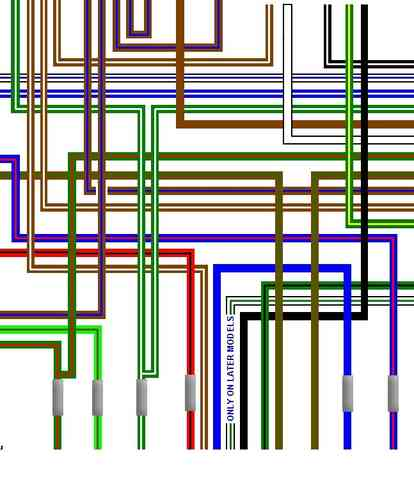 ariel arrow colour wiring diagram