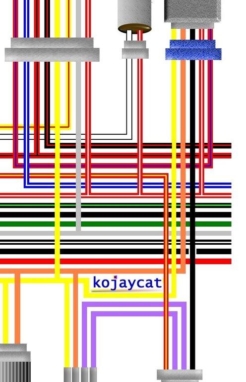 [DIAGRAM_09CH]  Royal Enfield Bullet 65 Street Colour Wiring Harness Diagram | Royal Wiring Diagrams |  | Kojaycat