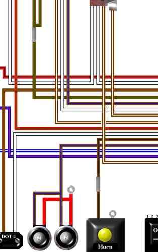 triumph t120 colour electrical wiring diagram rh kojaycat co uk 1969 triumph t120 wiring diagram 1972 triumph t120 wiring diagram