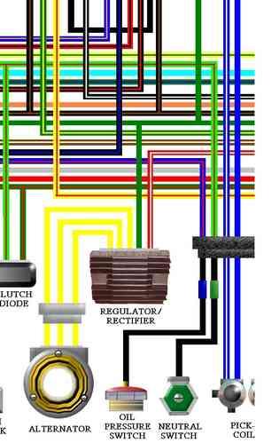 Vfr400 nc30 wiring diagram wiring info honda vfr400 vfr750f large laminated colour wiring loom diagrams rh kojaycat co uk honda vfr400 nc24 nc 21 honda vfr 400 swarovskicordoba Choice Image