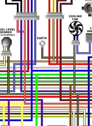 kawasaki 500 wiring diagram schematics wiring diagrams u2022 rh parntesis co 2004 kawasaki ninja 500r wiring diagram Kawasaki Ninja 600 Wiring Diagrams