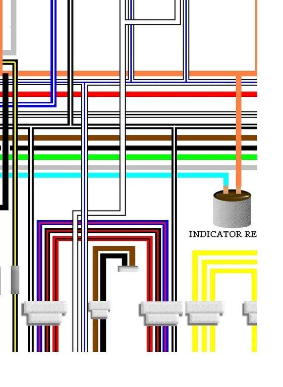 Suzuki Rg500 Gamma W German Spec Colour Wiring Loom Diagram
