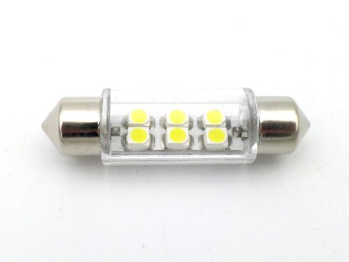 LED 12 Volt 23mA Festoon 39mm Automotive Bulb