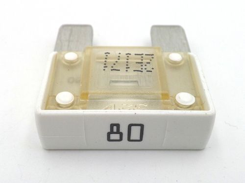 Automotive 80 Amp Maxi Blade Vehicle Circuit Protection Fuse