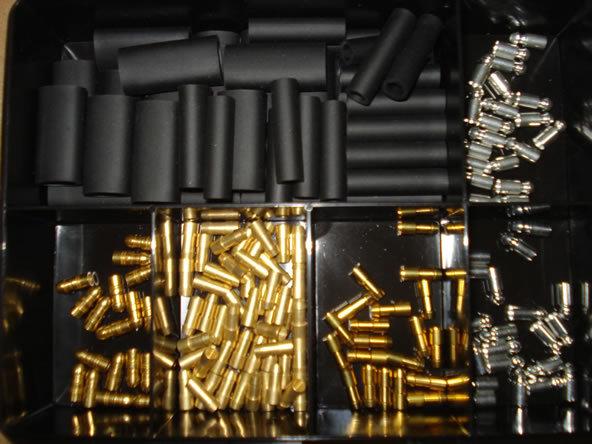 Motorcycle Wiring Loom 4 7mm British Bullet Connector Kit No 5
