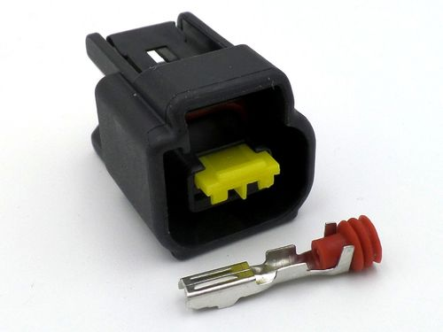2 Way Female Nippo Denso Ignition Coil Connector FW-C-2F-B