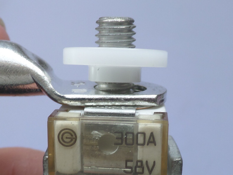 Marine Grade Tinned Cube Fuse Positive Battery Terminal