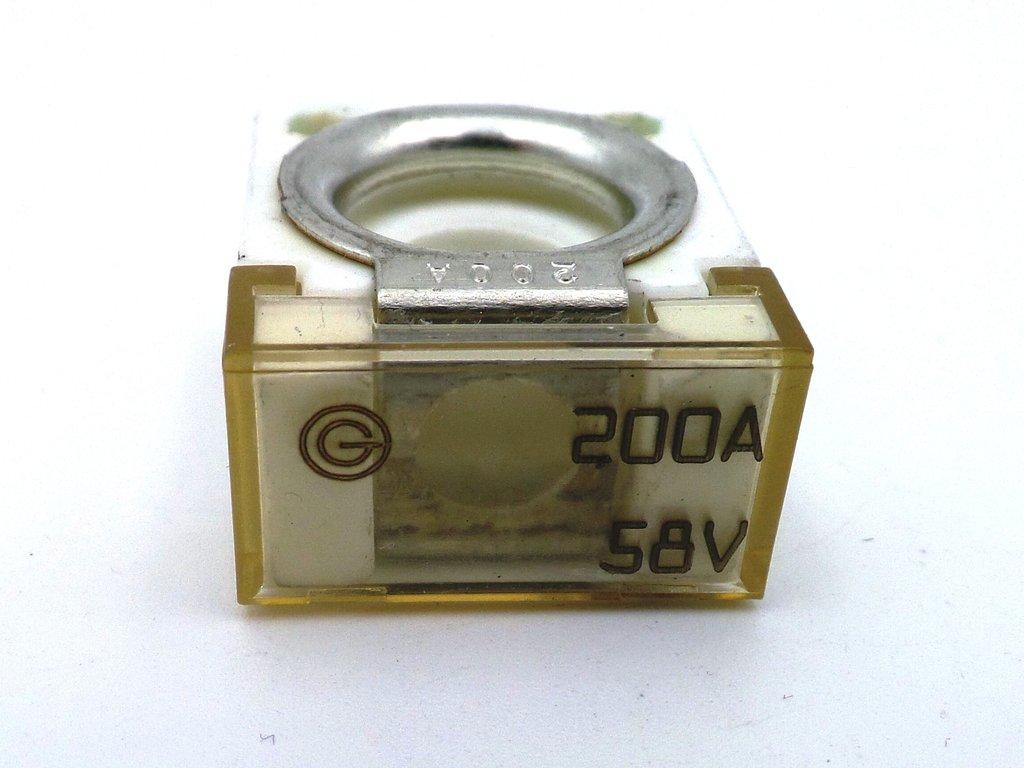 fuse box 200 amp porcelin 2000 bmw 528i fuse box power amp marine grade 200 amp positive terminal ceramic cube fuse #7