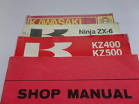 Kawasaki Workshop Manuals