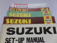 Suzuki Workshop Manuals