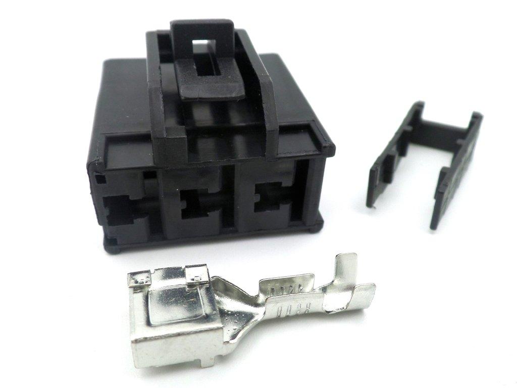 Honda Fireblade 3 Way Alternator Wiring Harness Connector Plug on