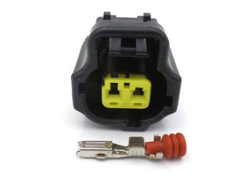Tyco 2 Way Sealed Sensor Wiring Loom Connector Key Pattern E  Wire Harness Plugs on wire connector plug, wire power plug, wire rope plug, battery plug, wire handcuffs, cable harness plug, radiator plug, fuel tank plug, queen harness plug, alternator plug,
