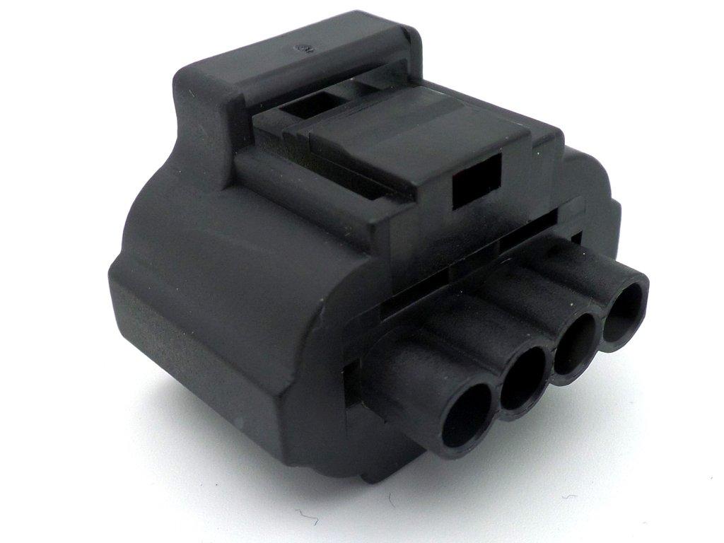 Tyco 4 Way Sealed Sensor Wiring Loom Connector A Keyway Plug Harness Key