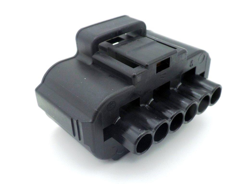 Tyco 6 Way Sealed Sensor Wiring Loom Harness Connector