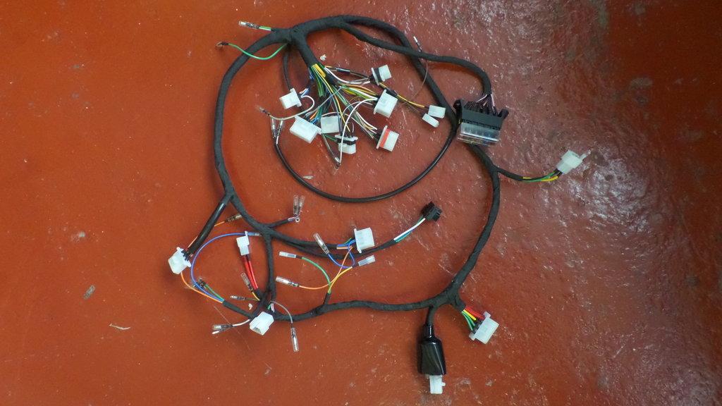 gl1000 wiring harness honda gl1000 1978 79 usa kz goldwing reproduction wiring loom  usa kz goldwing reproduction wiring loom