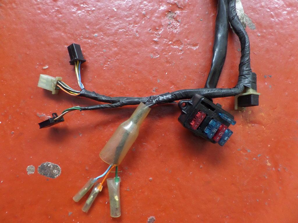 ... USED Honda VFR400 NC30 Main Harness Wiring Loom 32100MR8010 ...