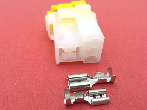 5 Way Female NAIS Relay Base Connector Plug Module