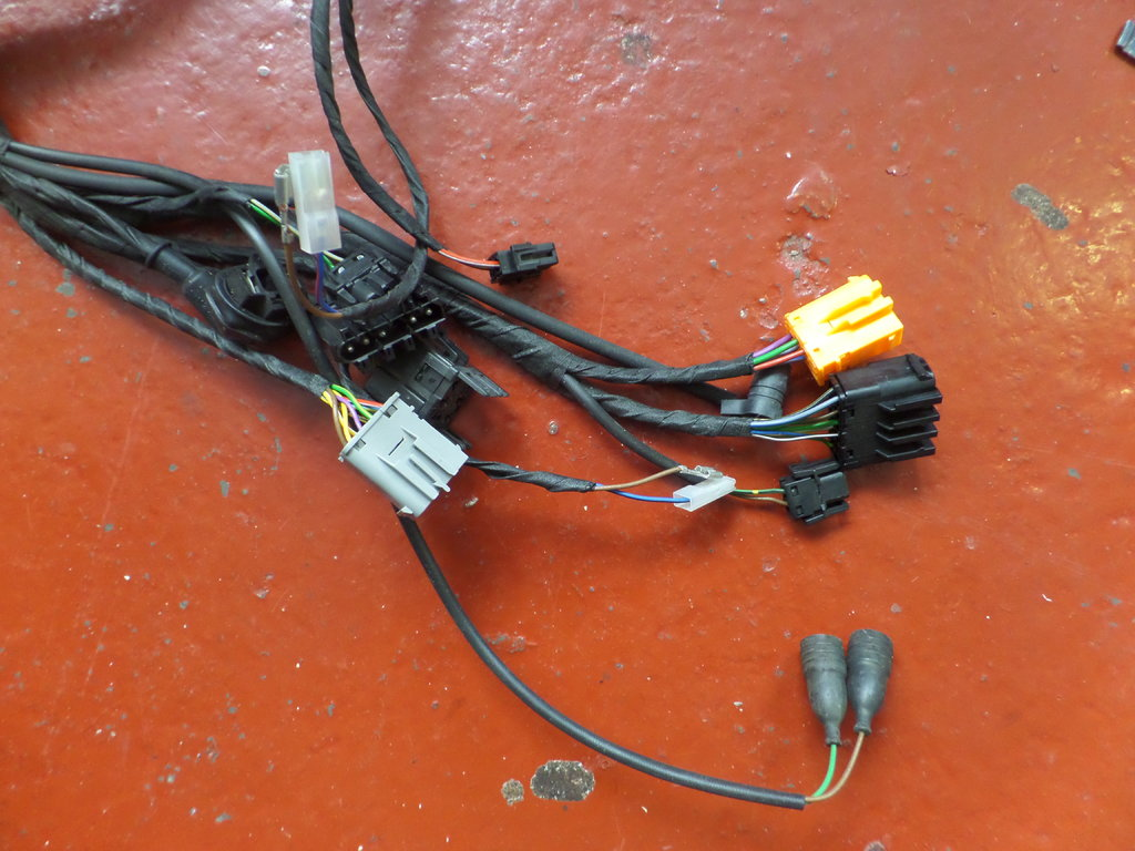 New Old Stock Bmw Rt850 Rt1100 Wiring Harness Loom 61112316951 Motorcycle Tape