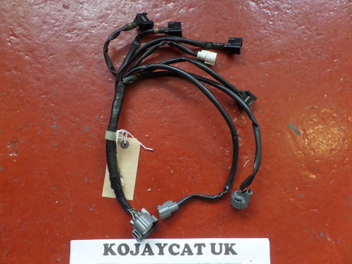 USED Honda VFR800 FI 98-01 Injector Harness Wiring Loom 32103MBG000
