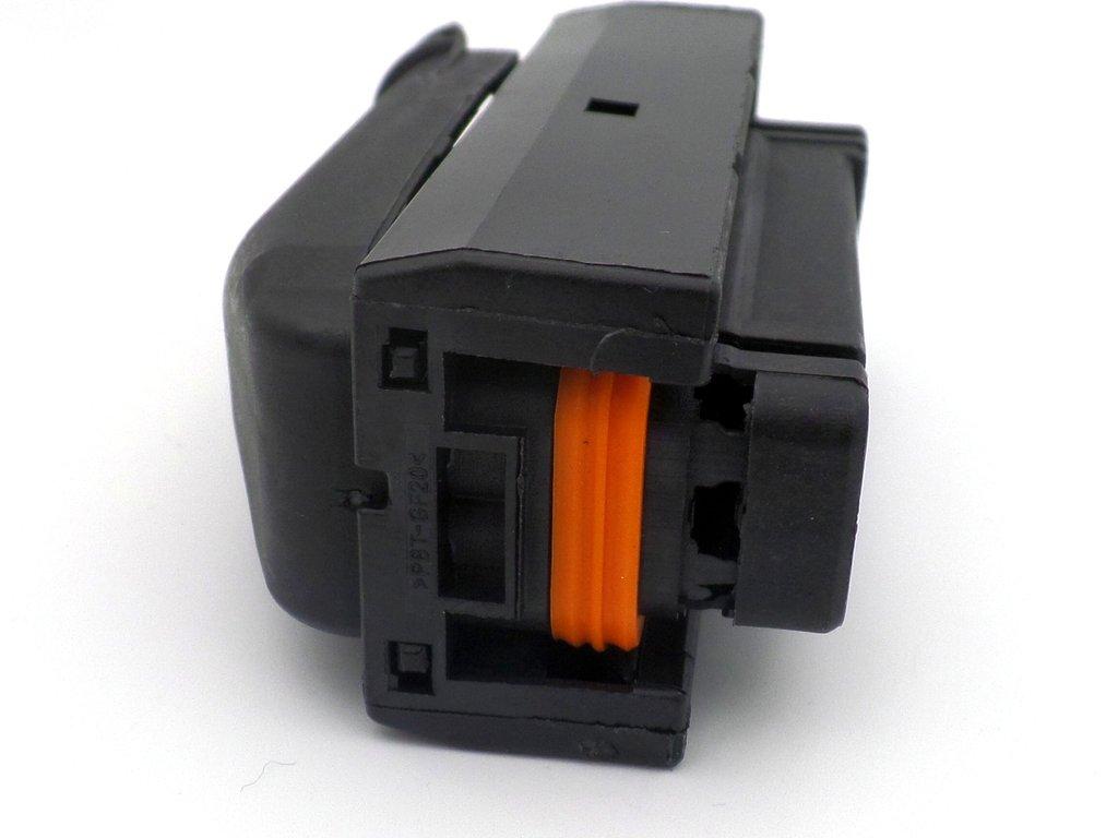 81 Way Amp 12v Female Ecu Connector Wiring Loom Vw Harness Plug Black