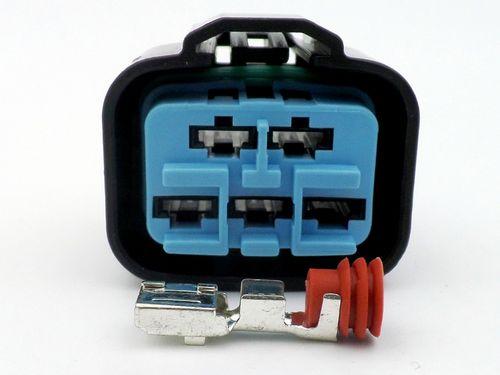 Motorcycle Generator Regulator Rectifier Wiring Loom Connector